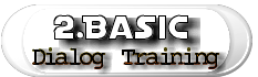 2. Basic Dialog Training white