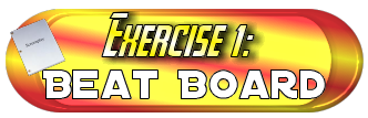 exercise 1 beat board